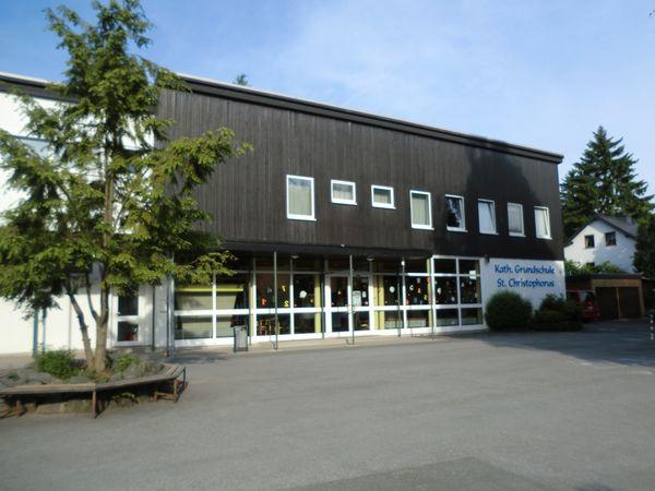 Schulgebäude der Grundschule Niedersfeld