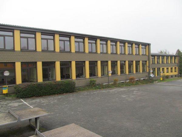 Schulgebäude der Sekundarschule und des Gymnasiums Medebach