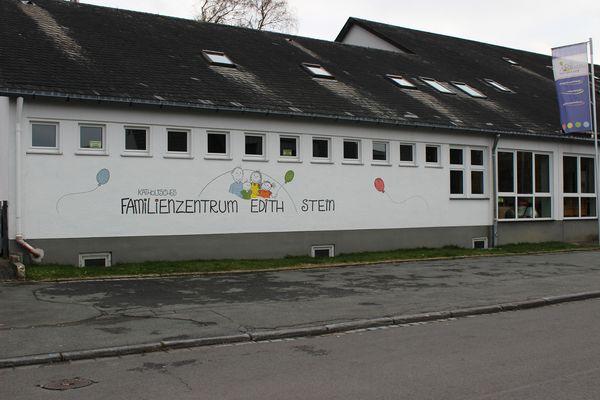 Gebäude des Edith-Stein Kindergartens