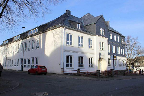 Schulgebäude Sekundarschule Winterberg
