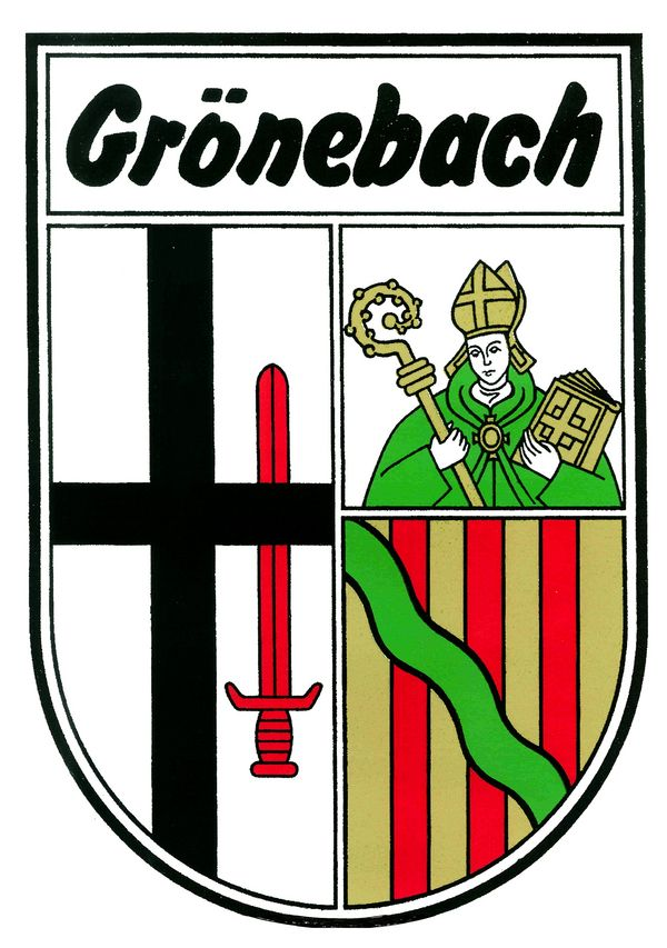 Ortswappen von Groenebach