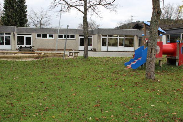 Gebäudes des Kindergartens Züschen