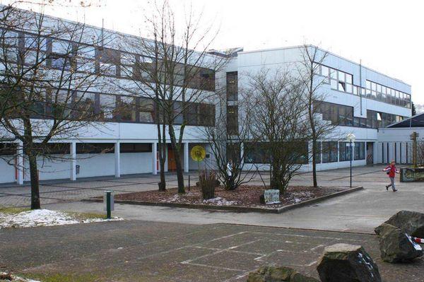 Schulgebäude des Gymnasiums Winterberg