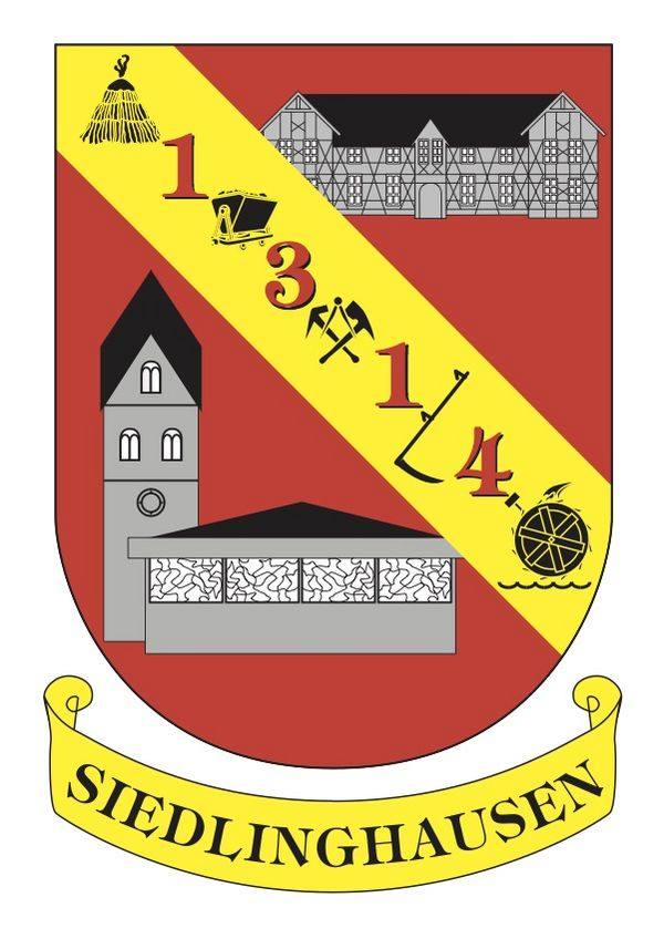Ortswappen von Siedlinghausen