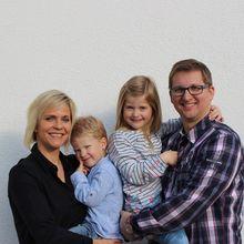 Familienbild der Familie Haurand aus Winterberg